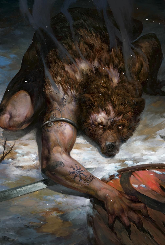 Niedźwiedziołak