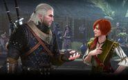 W3 SS Geralt i Shani 1