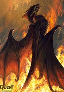 G SS Saskia Smoczy Ogień