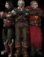 W1 SS Geralt Zygfryd i Yaevinn