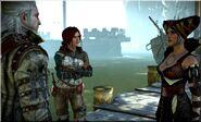 W2 SS Triss Geralt i Sheala