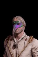 G SS Geralt maska papugi skórka