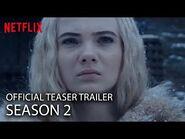 Netflix's THE WITCHER SEASON 2 - Official Teaser Trailer (2021)