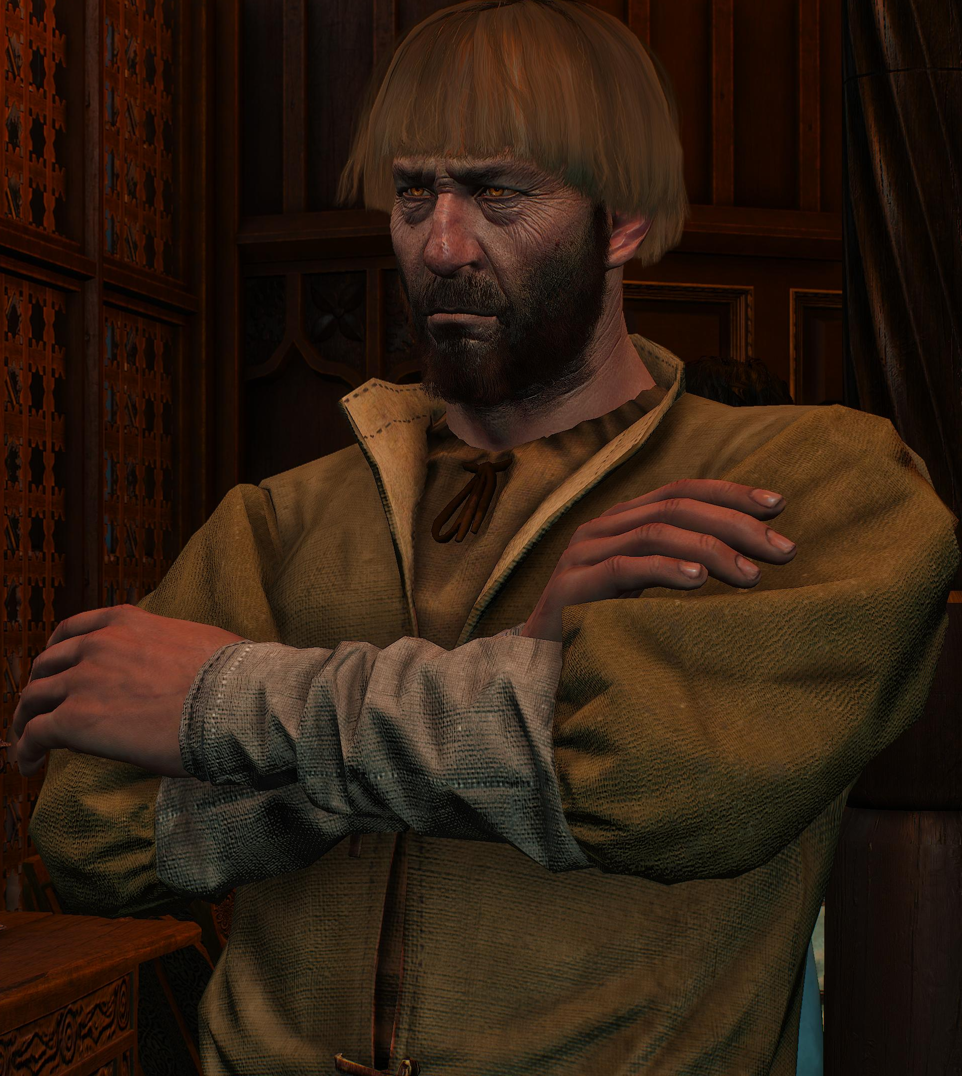Harald Featherbuns