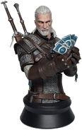 Z Geralt Gwint Figurka