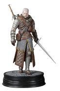 Z Geralt Arcymistrzowski Niedźwiedź Figurka