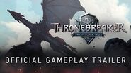 Thronebreaker The Witcher Tales Official Gameplay Trailer