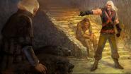 W1 CN SS Geralt i Eskel