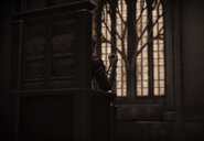 W3 SS Auberon w sali tronowej