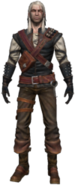 W1 SS Geralt model