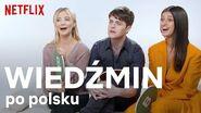 Wiedźmin po polsku Netflix