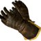 Solidne długie rękawice