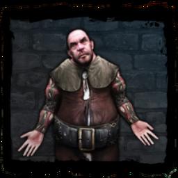 Gruzil, fistfighter and war veteran