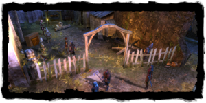 the fences' hangout