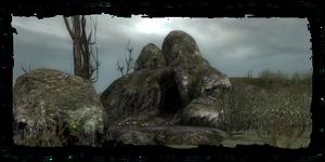 Wschodniej jaskini