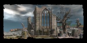 Ruiny kaplicy