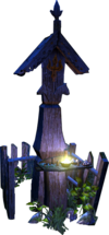 Kapliczka Wiecznego Ognia