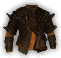 Solidna skórzana kurtka