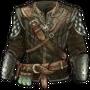 Elfia zbroja Kruka