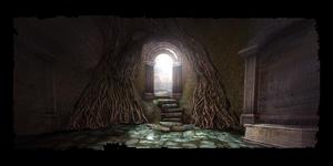 wejście do katakumb neutralna