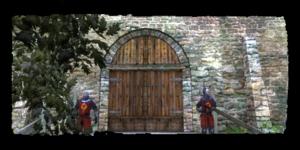 Brama do Starej Wyzimy