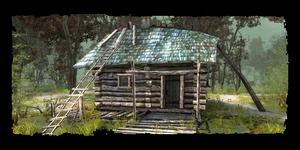 Samotna chata