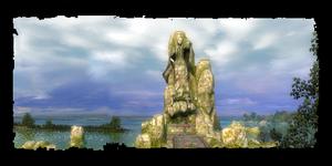 Posąg Pani Jeziora