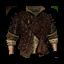 Ćwiekowana skórzana kurtka