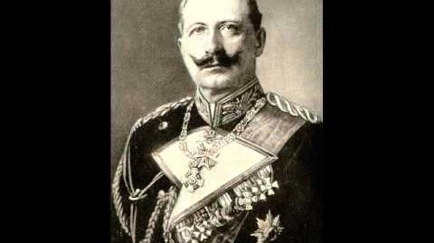 Rede des Deutschen Kaiser Wilhelm dem 2.