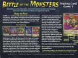 Battle of the Monsters Trading Card Game 3