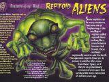 Reptoid Aliens