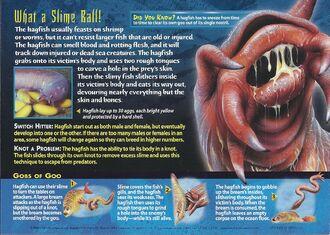 Hagfish back