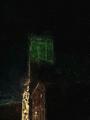 Wieża (nowa) w nocy