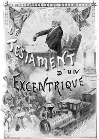Testament dziwaka/E-book
