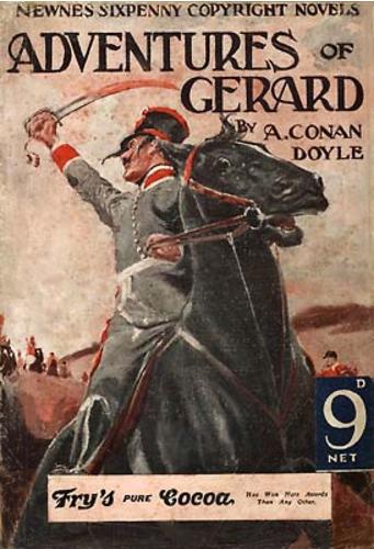 Przygody brygadjera Gerarda/E-book