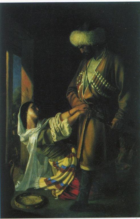 Chadży Abrek (Lermontow, przekł. Grudziński)