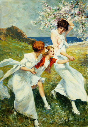 René Lelong - Joys of Spring.jpg