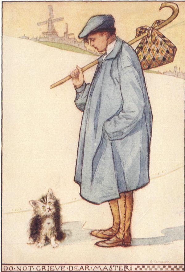 Biedny młynarczyk i kotek