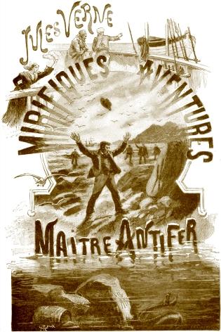 Nadzwyczajne przygody pana Antifera/E-book
