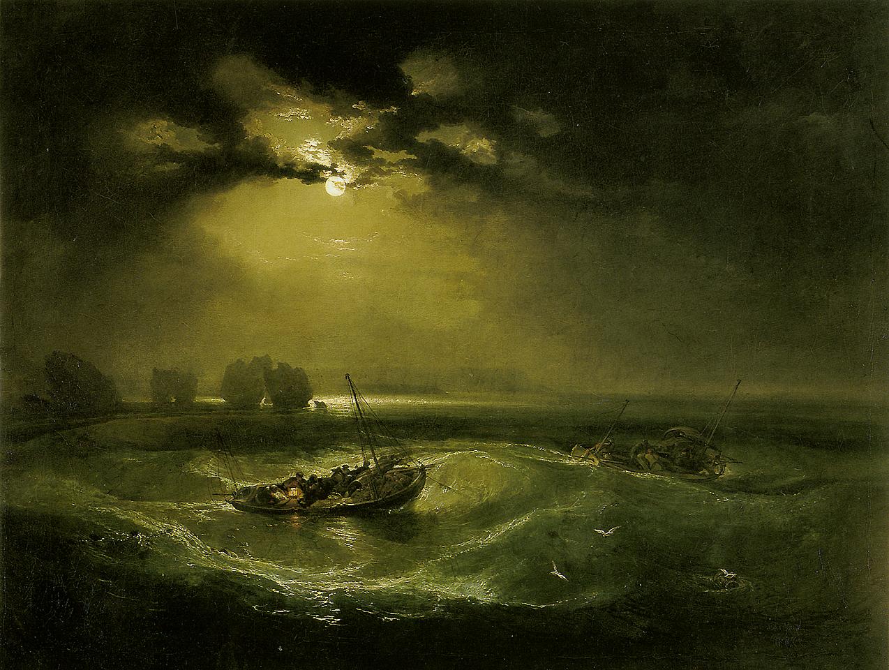 Człowiek i morze (Baudelaire, przekł. Ostrowska)