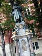 Mikołaj Kopernik wg projektu Cypriana Godebskiego