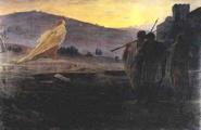 Nikolay Gay - Harbingers of the Resurrection - 1867