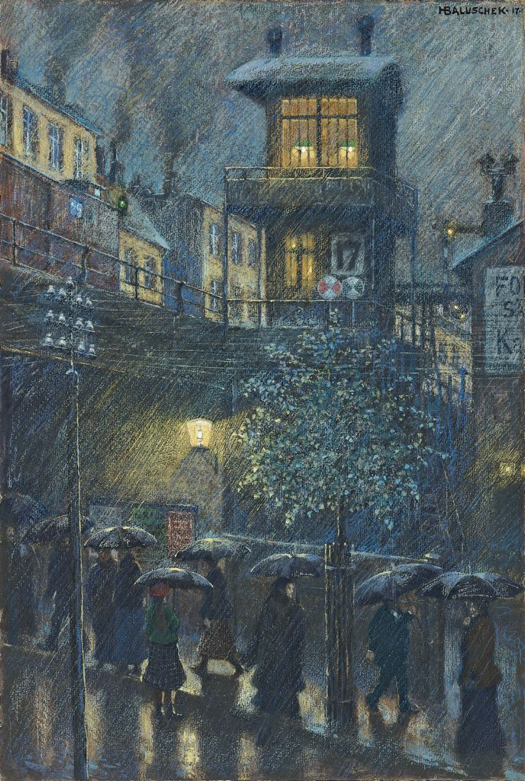 Deszcz (Rodenbach)