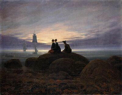 Caspar David Friedrich - Moonrise by the Sea - WGA08266.jpg