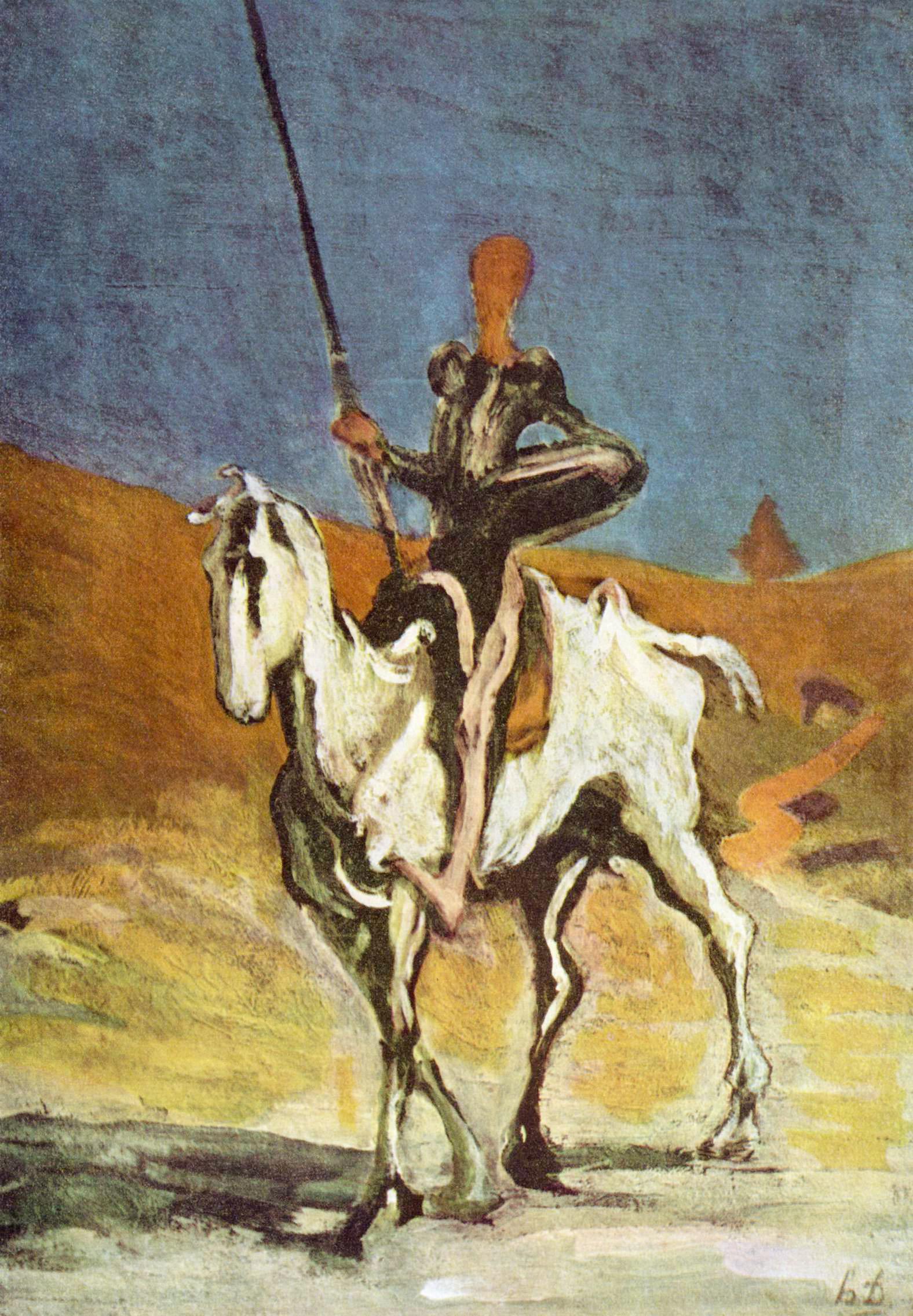 Don Kichot z La Manchy/E-book