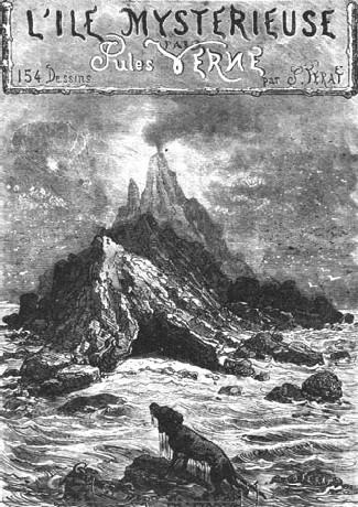 Tajemnicza wyspa/E-book