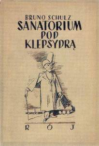Sanatorium pod Klepsydrą/E-book