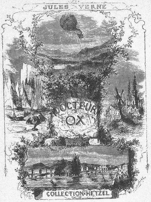 Fantazja Dr-a Ox/E-book