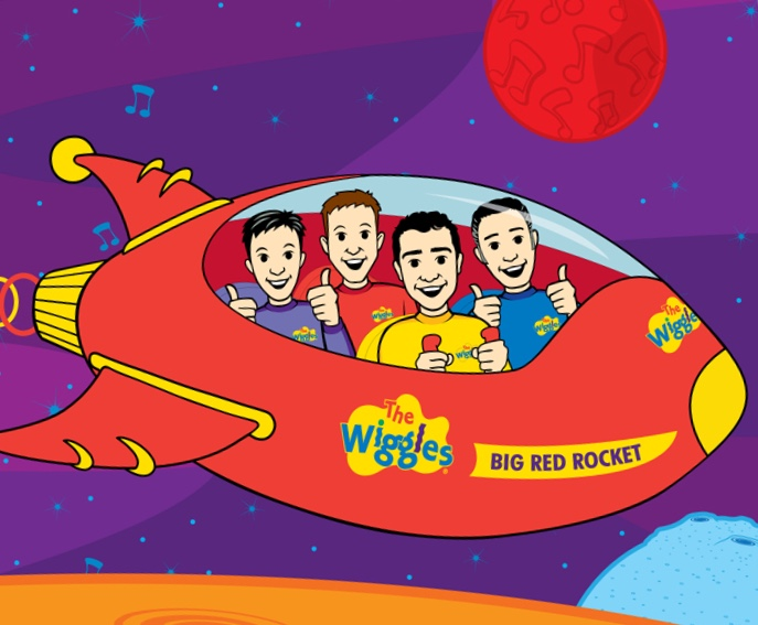 Big Red Rocket