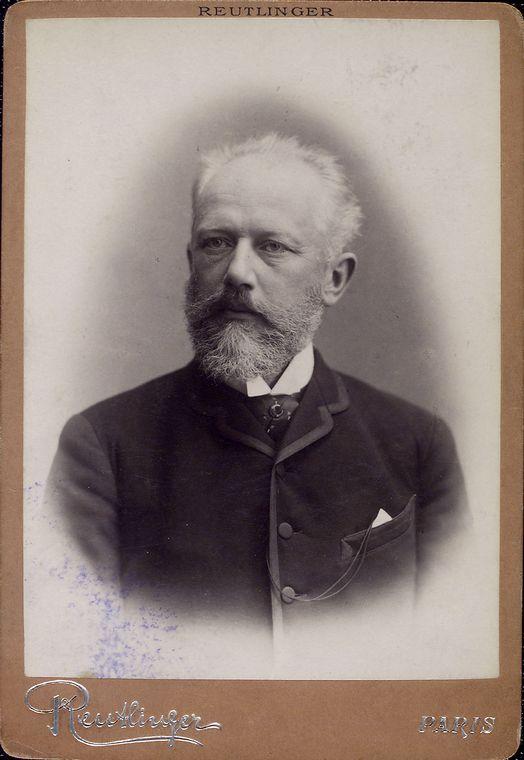 Pytor Ilyich Tchaikovsky